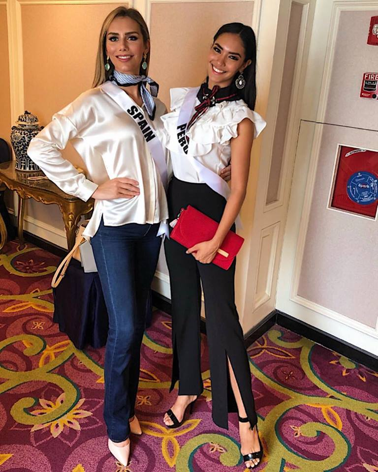 © PAGEANT MANIA © MISS UNIVERSE 2018 - OFFICIAL COVERAGE Finals - Page 23 47420410