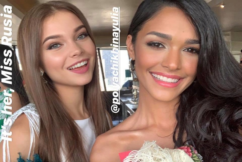 © PAGEANT MANIA © MISS UNIVERSE 2018 - OFFICIAL COVERAGE Finals - Page 23 47438210