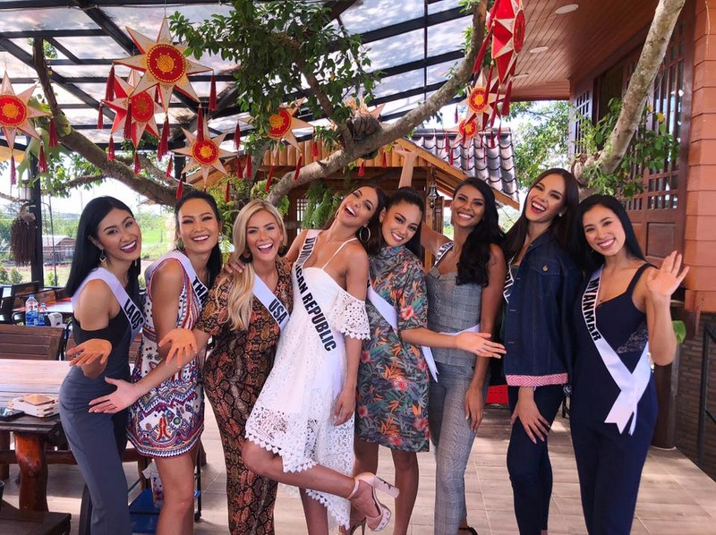 © PAGEANT MANIA © MISS UNIVERSE 2018 - OFFICIAL COVERAGE Finals - Page 23 47444811
