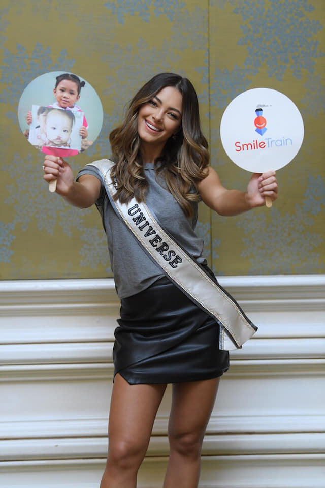 ♔ The Official Thread of MISS UNIVERSE® 2017 Demi-Leigh Nel-Peters of South Africa ♔ - Page 15 47473811