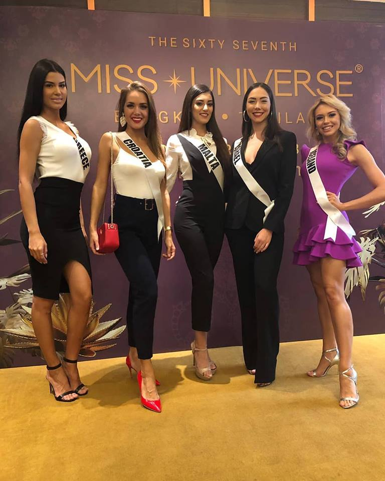© PAGEANT MANIA © MISS UNIVERSE 2018 - OFFICIAL COVERAGE Finals - Page 24 47507610