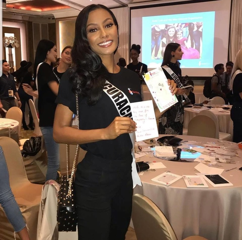 © PAGEANT MANIA © MISS UNIVERSE 2018 - OFFICIAL COVERAGE Finals - Page 23 47572110