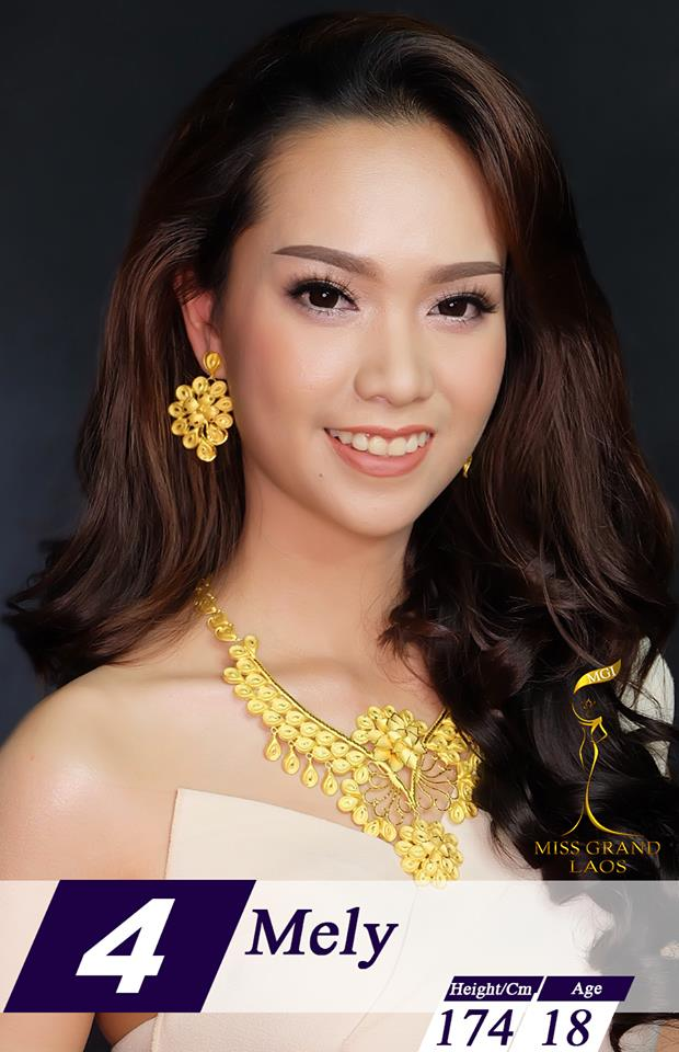 Miss Grand LAOS 2018 - results 494