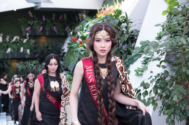 Road to Miss Kazakhstan 2018 is Alfïya Ersayın 50670810