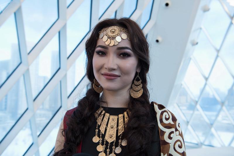 Road to Miss Kazakhstan 2018 is Alfïya Ersayın 50670910