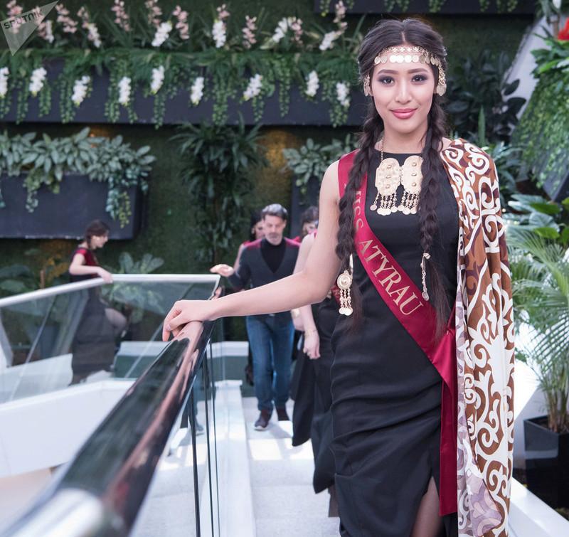 Road to Miss Kazakhstan 2018 is Alfïya Ersayın 50671010