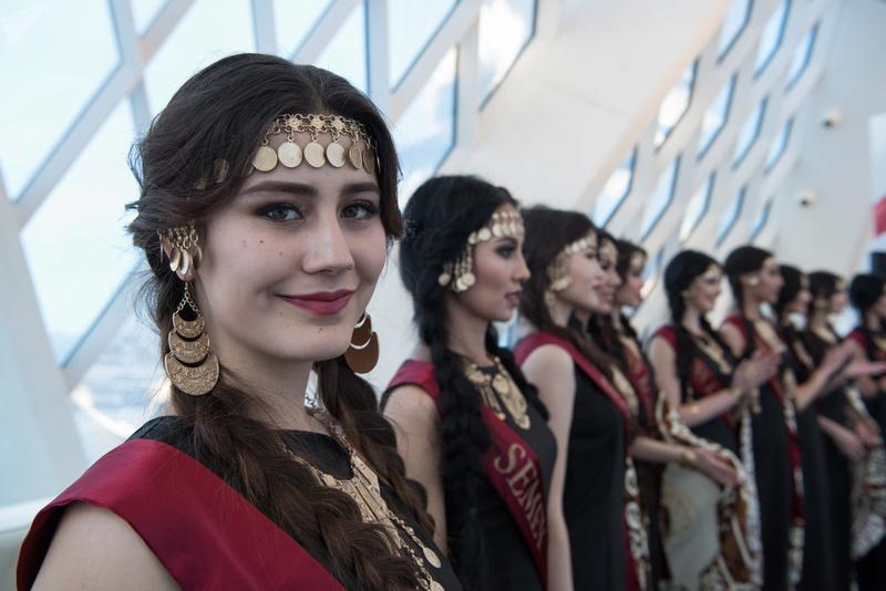 Road to Miss Kazakhstan 2018 is Alfïya Ersayın 50671210