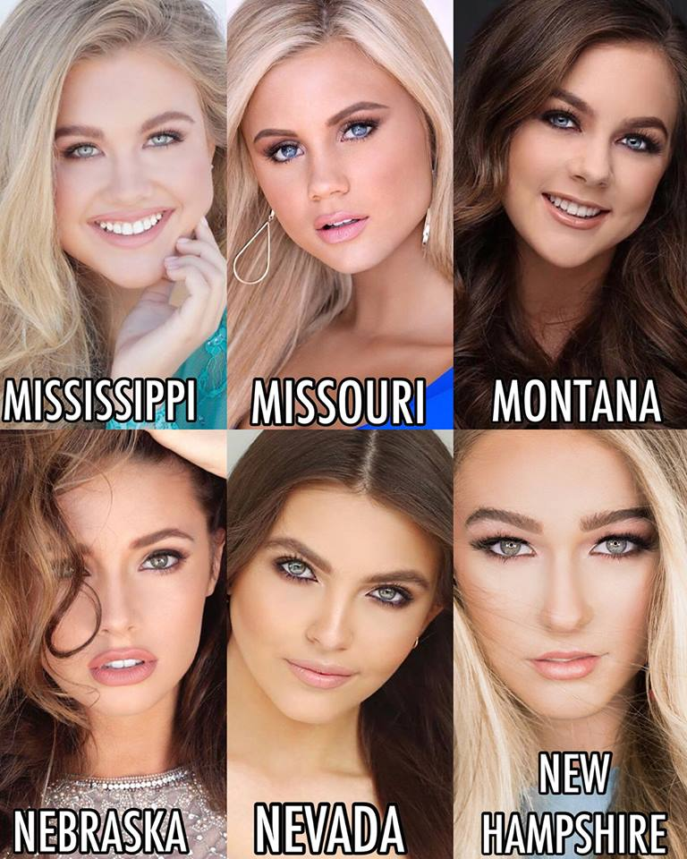 MISS TEEN USA 2018 is Kansas - Page 3 5107