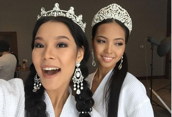 Road to Miss Kazakhstan 2018 is Alfïya Ersayın 57e89110