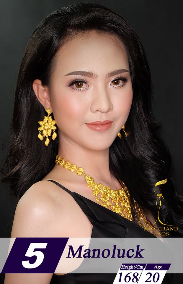 Miss Grand LAOS 2018 - results 591