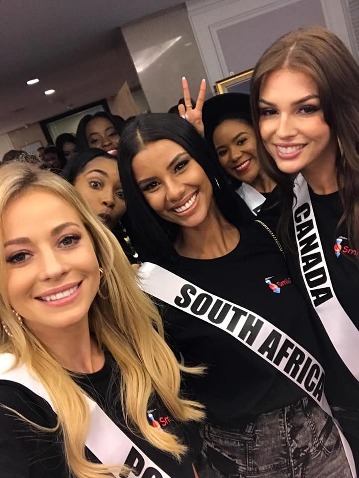 © PAGEANT MANIA © MISS UNIVERSE 2018 - OFFICIAL COVERAGE Finals - Page 22 6141
