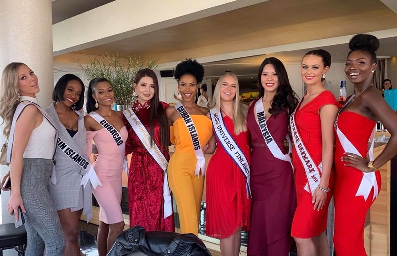 © PAGEANT MANIA © MISS UNIVERSE 2018 - OFFICIAL COVERAGE Finals - Page 22 6142