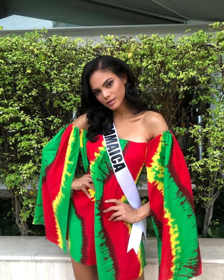 © PAGEANT MANIA © MISS UNIVERSE 2018 - OFFICIAL COVERAGE Finals - Page 22 6143