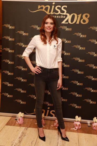 Miss Slovensko 2018 - Results! 636