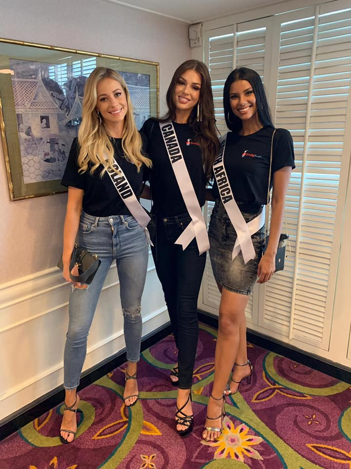 © PAGEANT MANIA © MISS UNIVERSE 2018 - OFFICIAL COVERAGE Finals - Page 22 7129