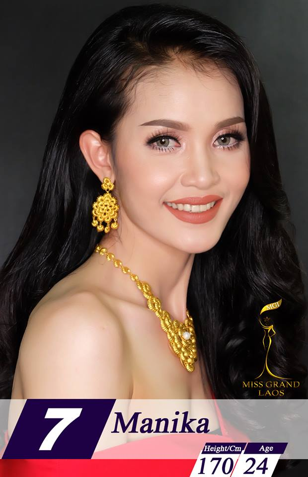 Miss Grand LAOS 2018 - results 785
