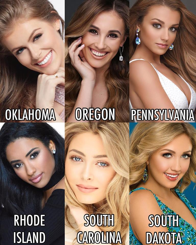 MISS TEEN USA 2018 is Kansas - Page 3 798