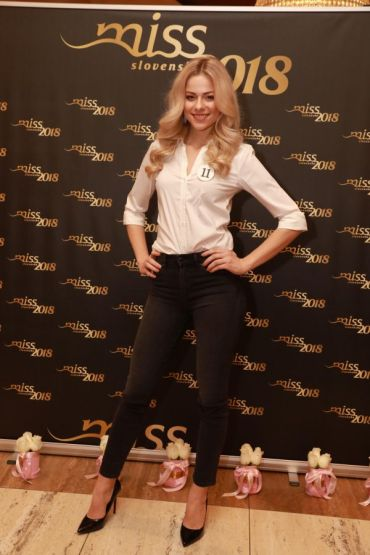 Miss Slovensko 2018 - Results! 830