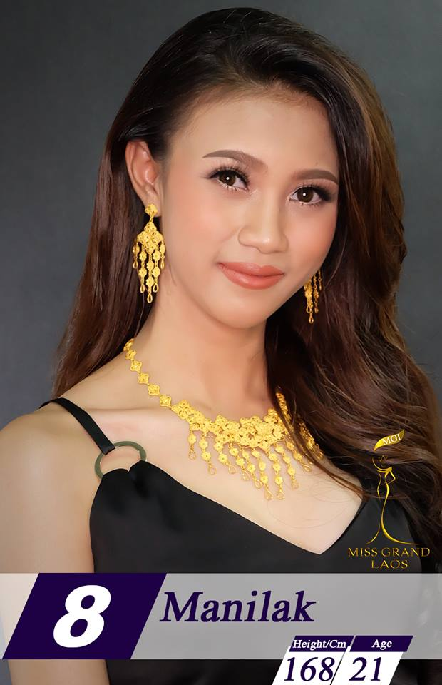 Miss Grand LAOS 2018 - results 871