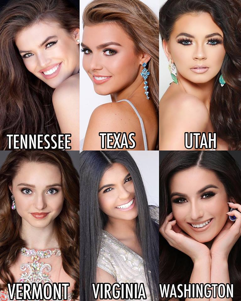MISS TEEN USA 2018 is Kansas - Page 3 883