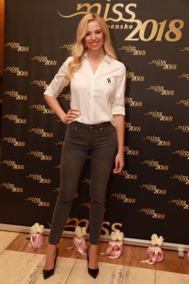 Miss Slovensko 2018 - Results! 928
