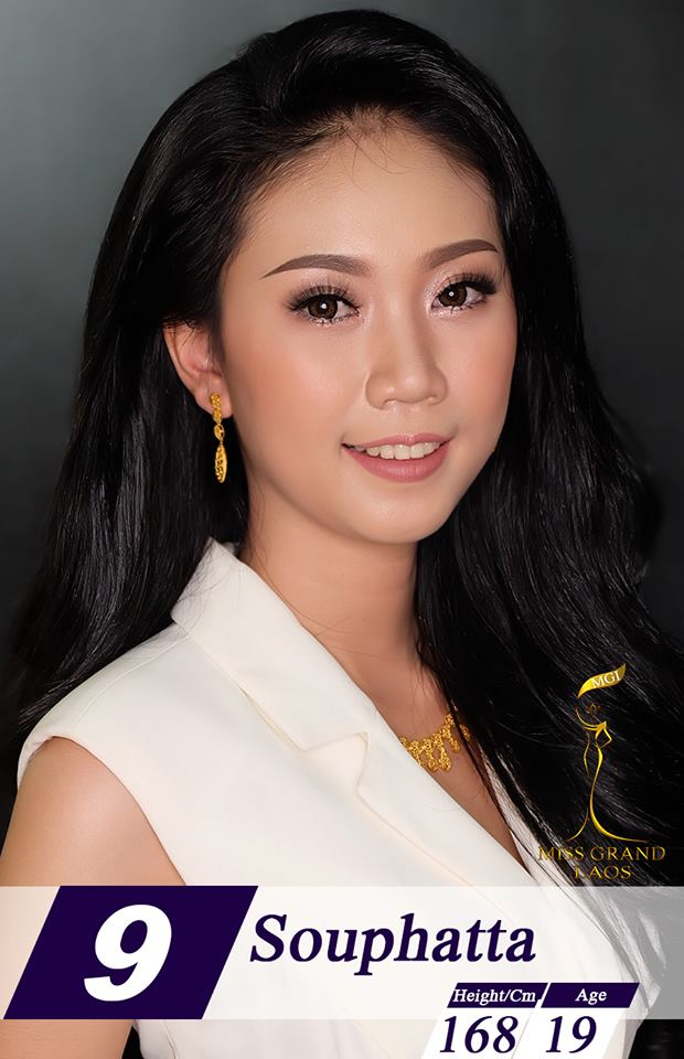 Miss Grand LAOS 2018 - results 969