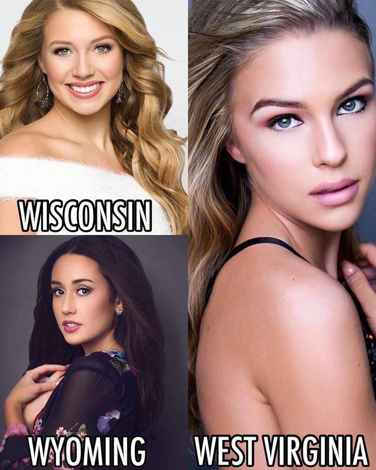 MISS TEEN USA 2018 is Kansas - Page 3 980
