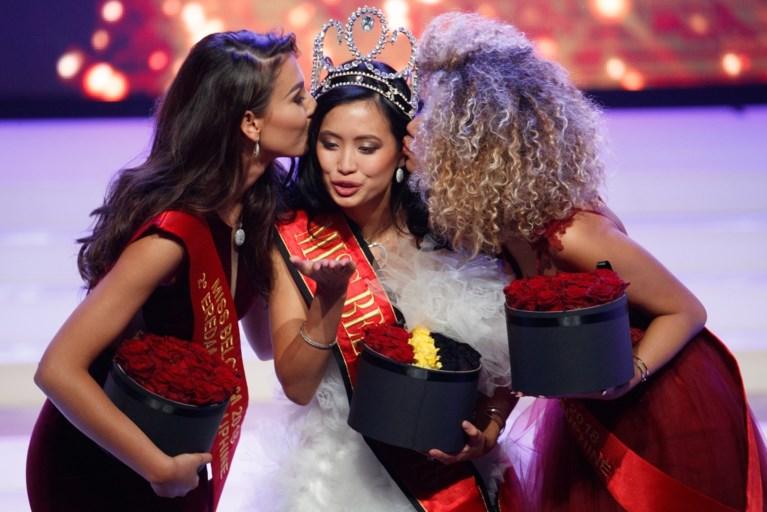 MISS BELGIUM 2018: Angeline Flor Pua 9a63f610