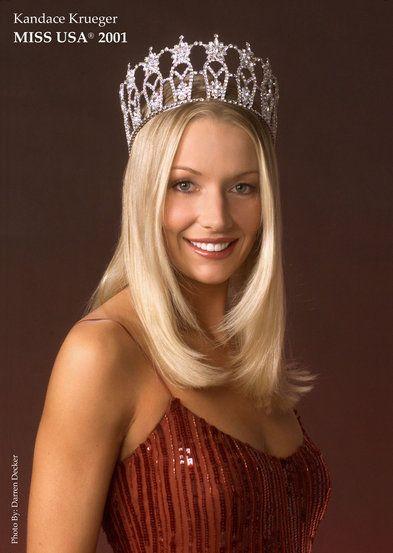 MISS USA 2001: Kandace Krueger (2nd runner-up MU01) from Texas A9f26810