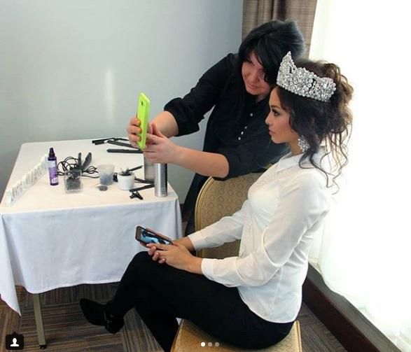 Road to Miss Kazakhstan 2018 is Alfïya Ersayın B7034c10