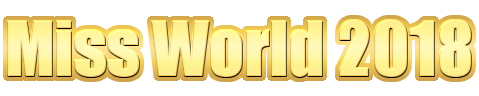 Round 55th : Miss World 2018 Coollo80