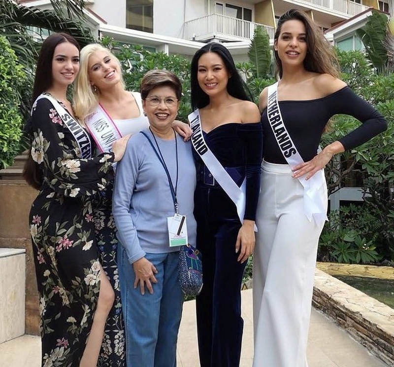 © PAGEANT MANIA © MISS UNIVERSE 2018 - OFFICIAL COVERAGE Finals - Page 20 Copy_o16
