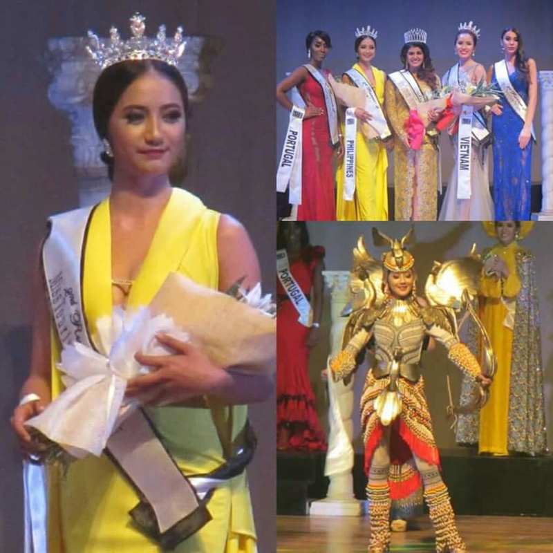 Miss Tourism Universe 2017 is India!  Fb_im126