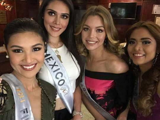 Road to Reina Hispanoamericana 2017 is WynWyn Marquez of the Philippines Fb_im167