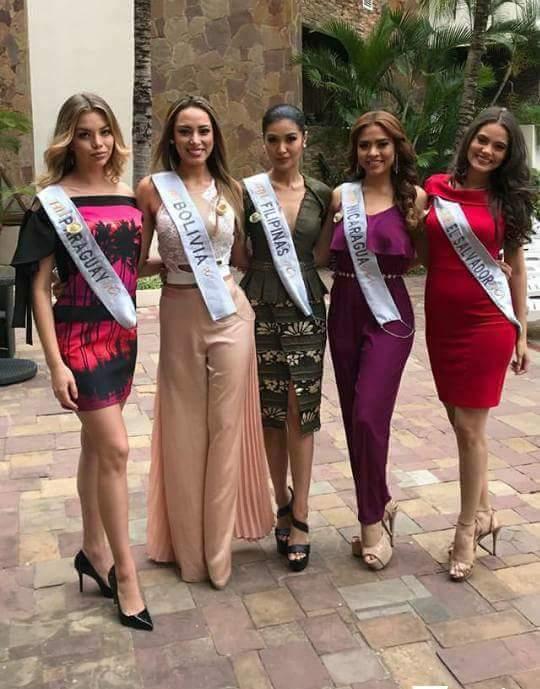 Road to Reina Hispanoamericana 2017 is WynWyn Marquez of the Philippines Fb_im168