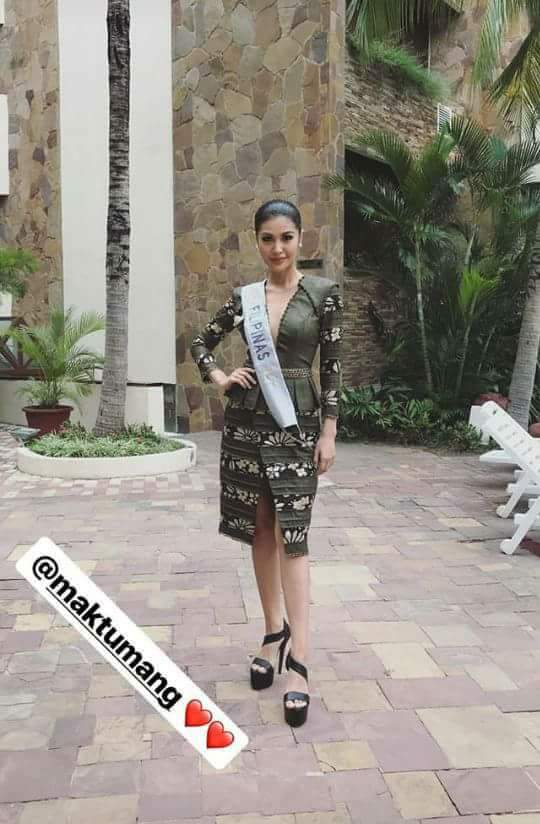 Road to Reina Hispanoamericana 2017 is WynWyn Marquez of the Philippines Fb_im170