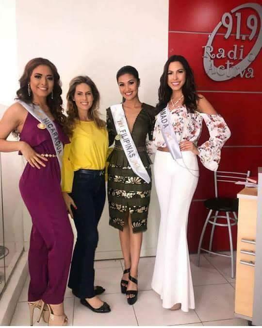 Road to Reina Hispanoamericana 2017 is WynWyn Marquez of the Philippines Fb_im173