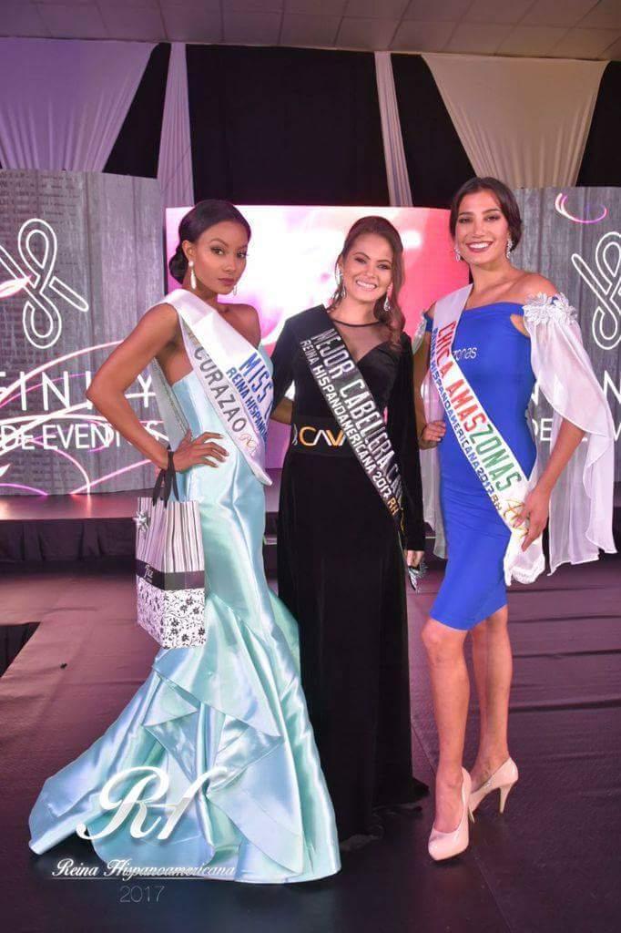 Road to Reina Hispanoamericana 2017 is WynWyn Marquez of the Philippines Fb_im580
