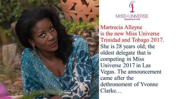 Martrecia Alleyne (TRINIDAD & TOBAGO 2018) - WILL NOT COMPETE Fb_im756