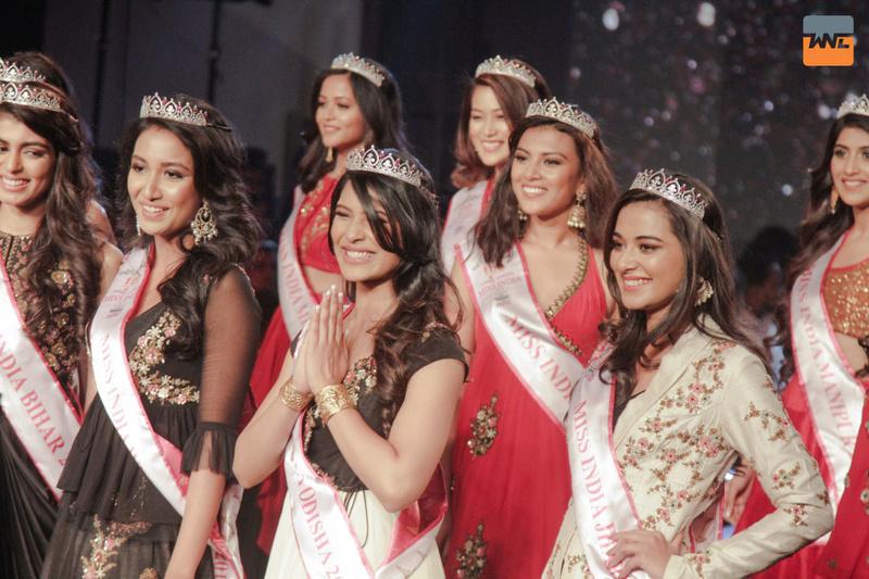 Road to Femina Miss India 2018 - Winner is Tamilnadu Fbb-210
