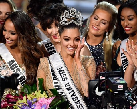 ۞✧✧✧ROAD TO MISS UNIVERSE 2018✧✧✧ ۞ Gettyi10