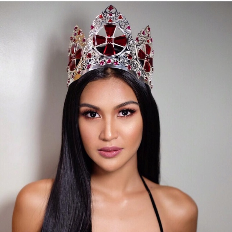 Road to Reina Hispanoamericana 2017 is WynWyn Marquez of the Philippines - Page 3 Izyvwq11