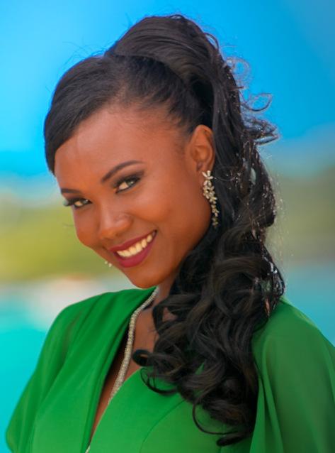 Round 55th : Miss World 2018 Maurit10