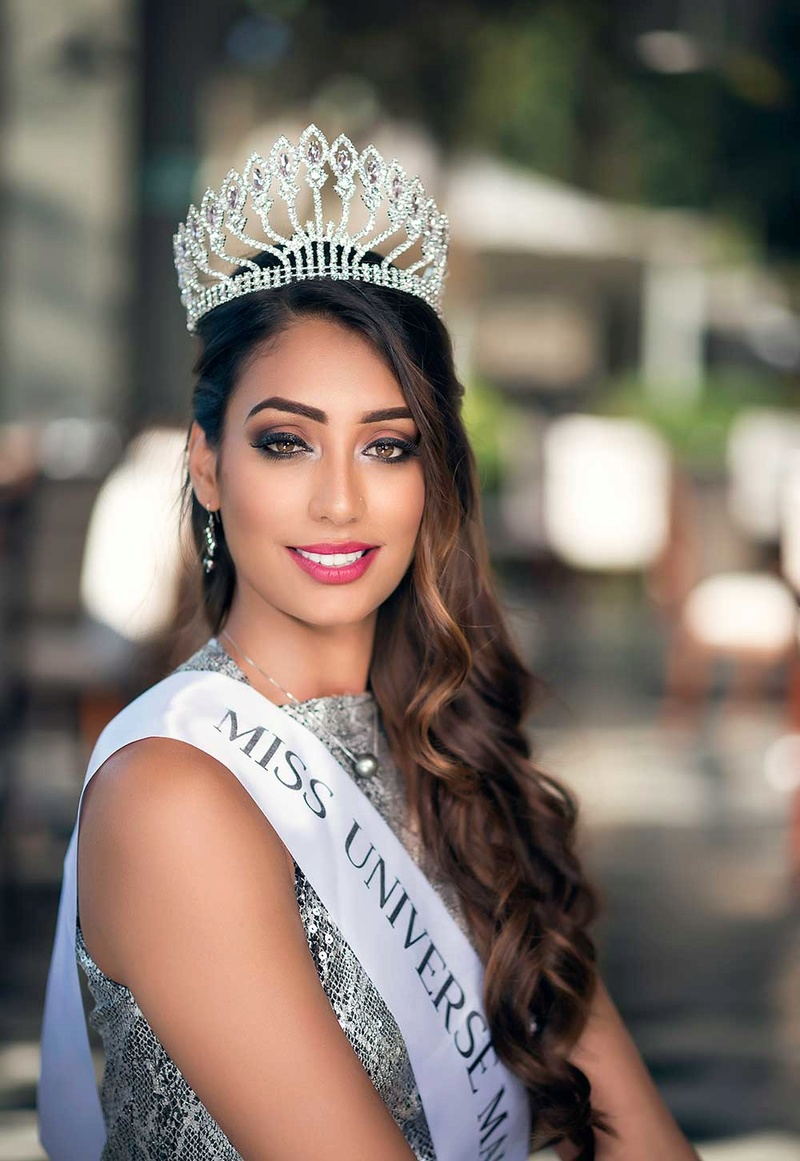 ROAD TO MISS UNIVERSE MAURITIUS 2018 - Results Miss-u10