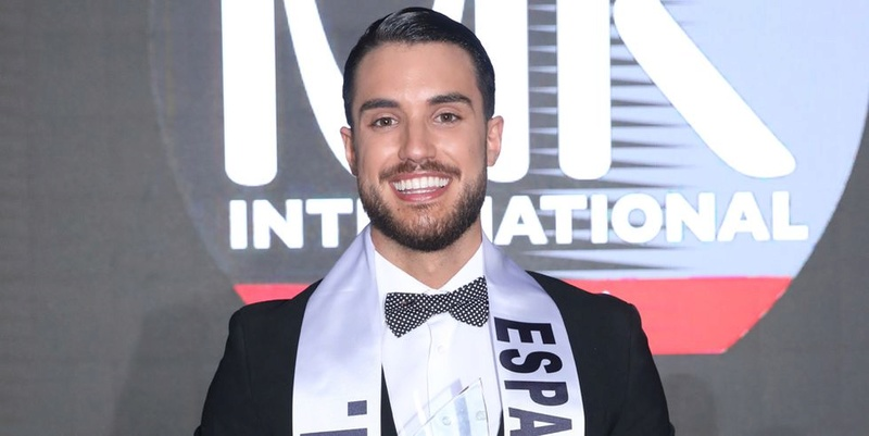 Jesús Collado (SPAIN 2018) Mister17