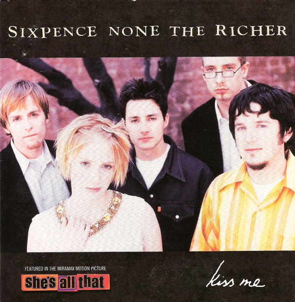 Sixpence None the Richer - Music of 90's  R-408010