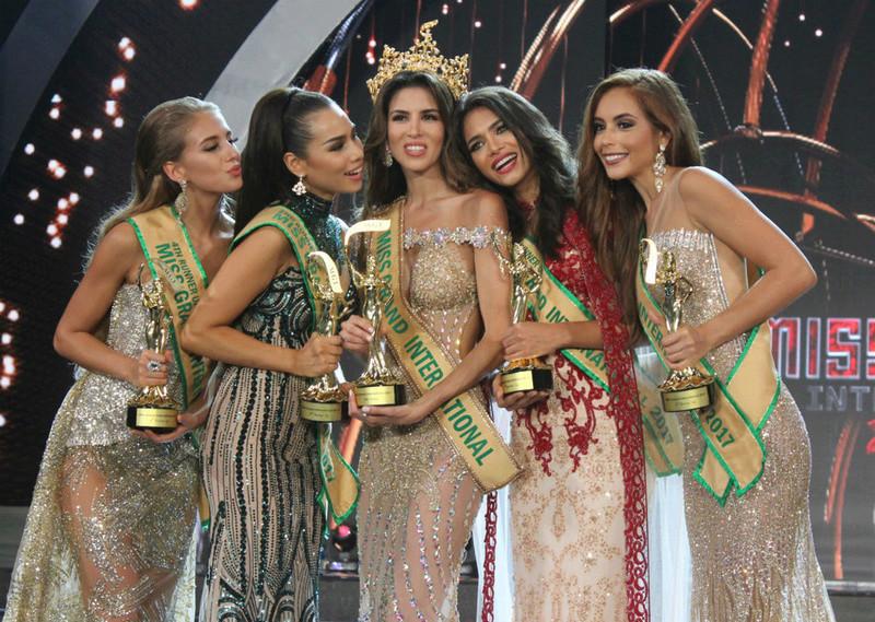 Miss Grand International in History  Winner10
