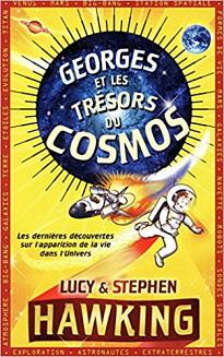 """Lucy et Stephen Hawking - la série des """"George"""" Cosmos10"""