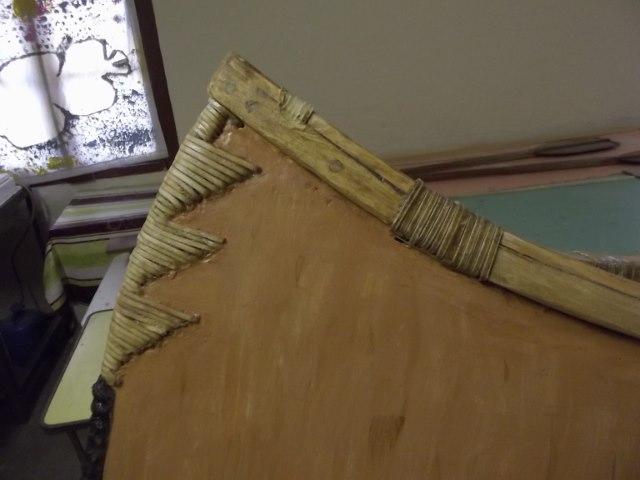 réplique canoë Birch Bark Dscf9615