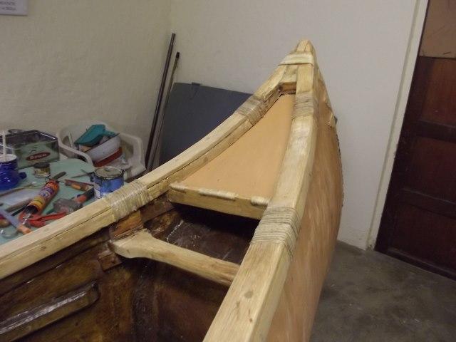 réplique canoë Birch Bark Dscf9619